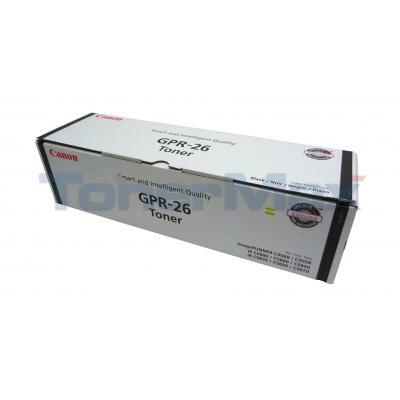 CANON IR C6800 GPR-26 TONER BLACK